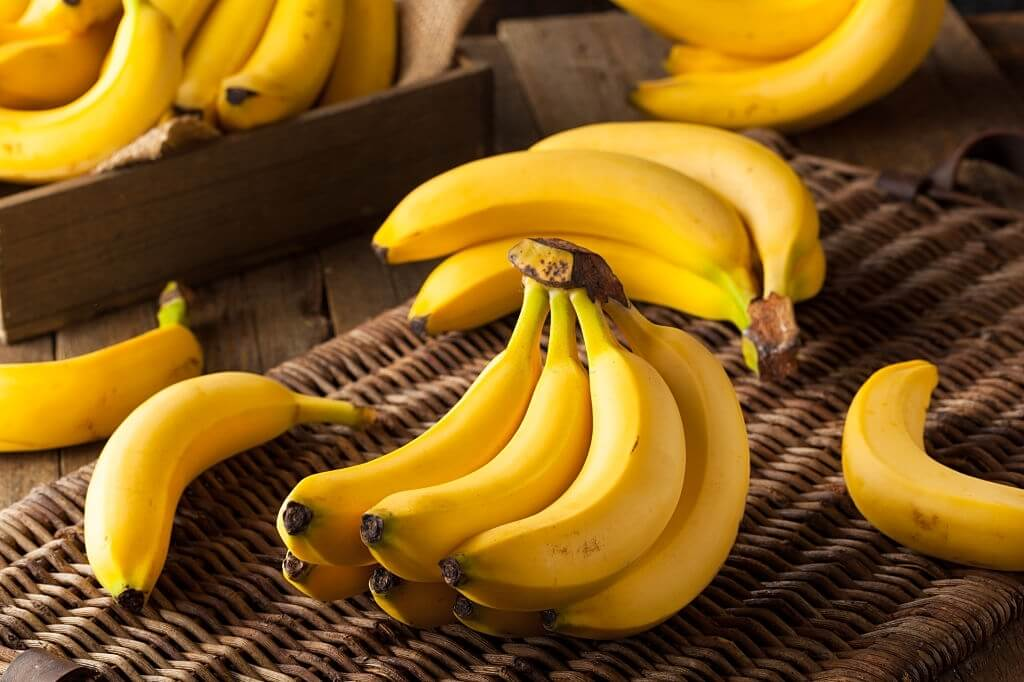 is banana bad for cough