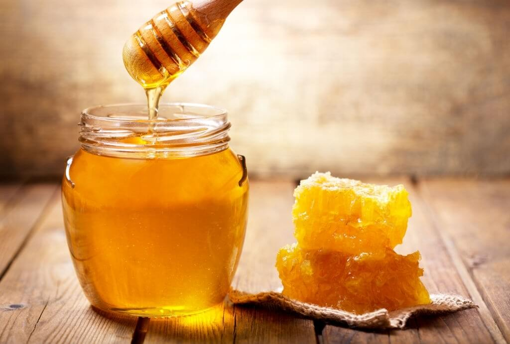does honey help with constipation