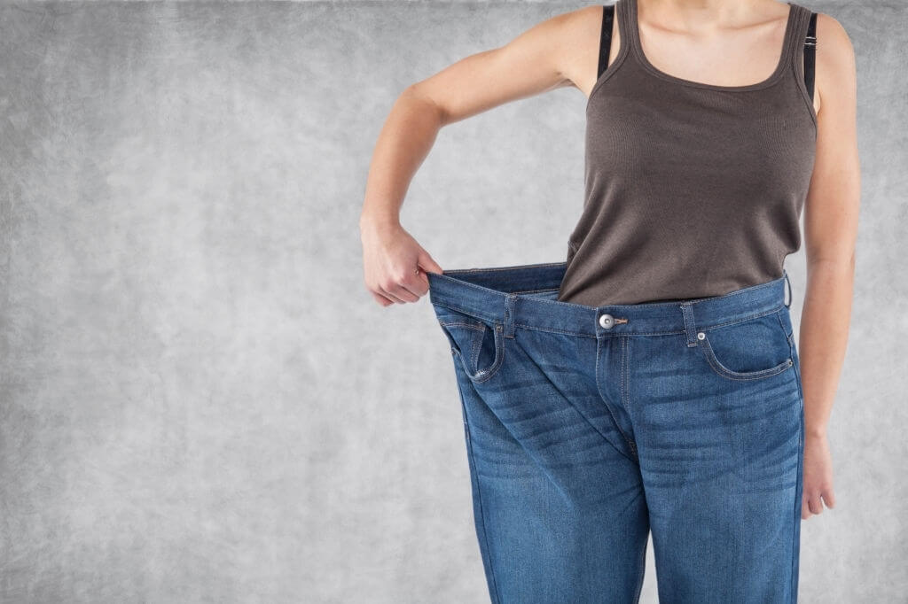 does losing weight make you taller