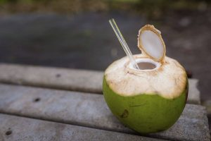 does coconut water make you poop