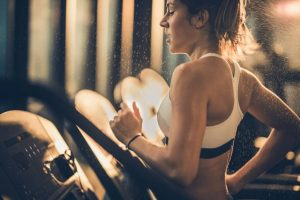 is sweating good for your hair
